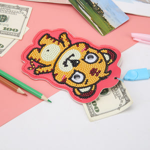 Tiger DIY Card Holder