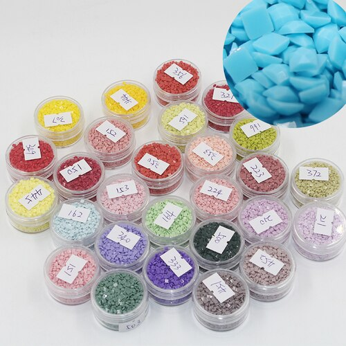 Square beads - 10 bags-DIY Diamond Painting