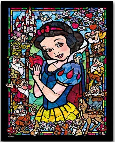 Snow White-DIY Diamond Painting