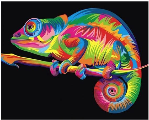 Coloful Cameleon