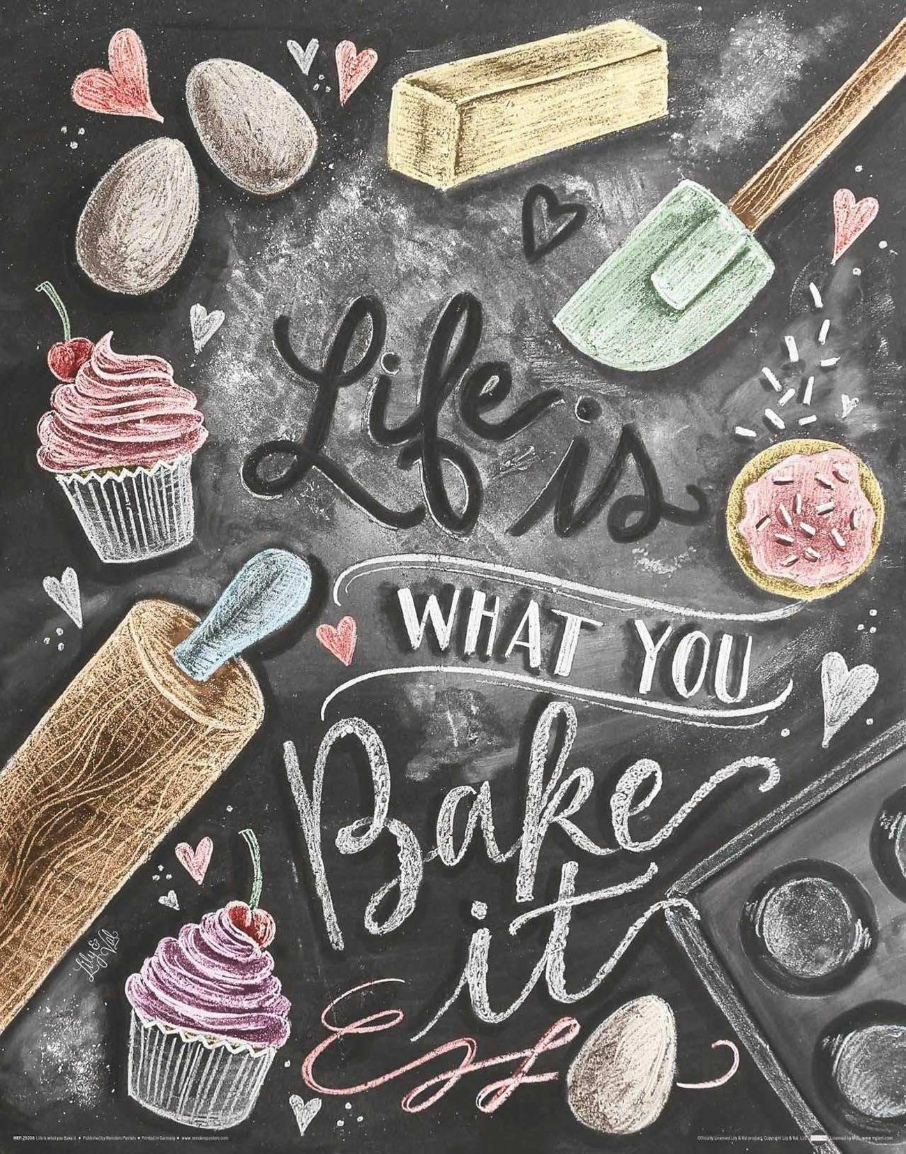 Love is Baking