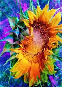 Sunny Sunflower-DIY Diamond Painting
