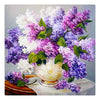 Hydrangea In Vase-5D DIY Diamond Painting , Diamond Painting kit