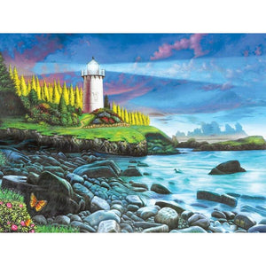 The Light Tower-5D DIY Diamond Painting , Diamond Painting kit