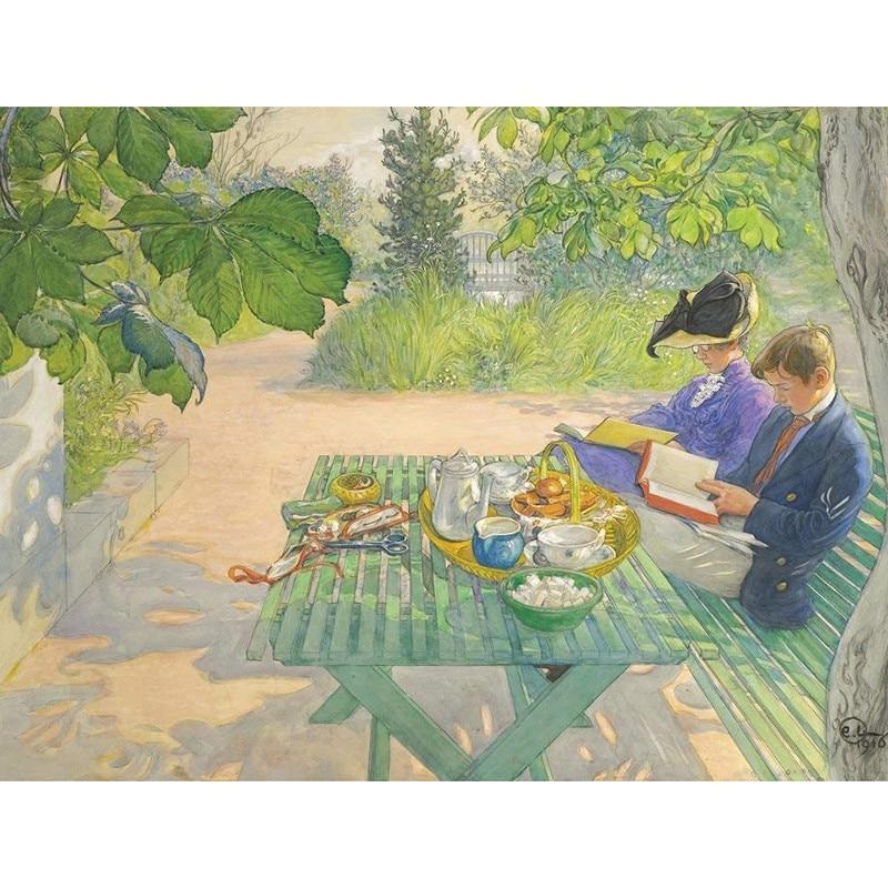 Sunny Picnic-DIY Diamond Painting