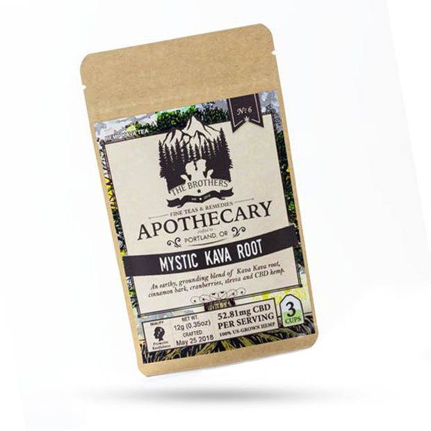 CBD tea Mystic Kava Root