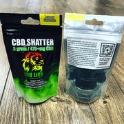 CBD shatter packaging