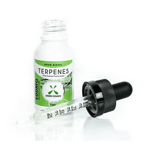 Green Roads - CBD Terpenes - Sour Diesel