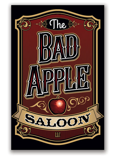Bad Apple Saloon (Watertown): $40 for $20