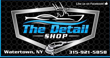 The Detail Shop (Watertown): $100 for $60