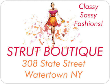 Strut Boutique (Watertown): $50 for $25