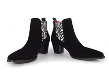 Load image into Gallery viewer, Chelsea Boots - Women's Graceful - Zebra
