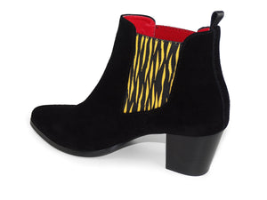 Chelsea Boots - Women's Graceful - Animalistic