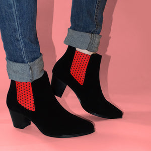 Chelsea Boots - Women's Graceful - Ladybird