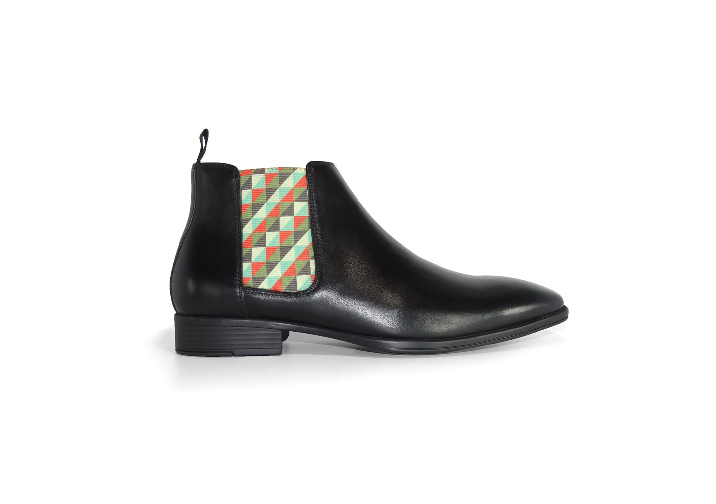 Chelsea Boots - Men's High Cut - Isometric