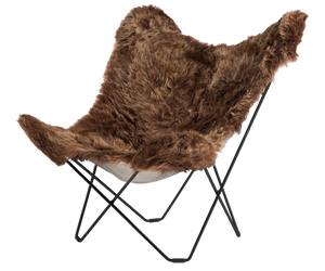 Sheepskin Butterfly Chair - Iceland Mariposa