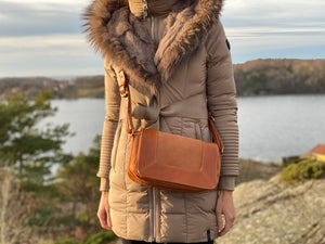 Safari - Leather handbag