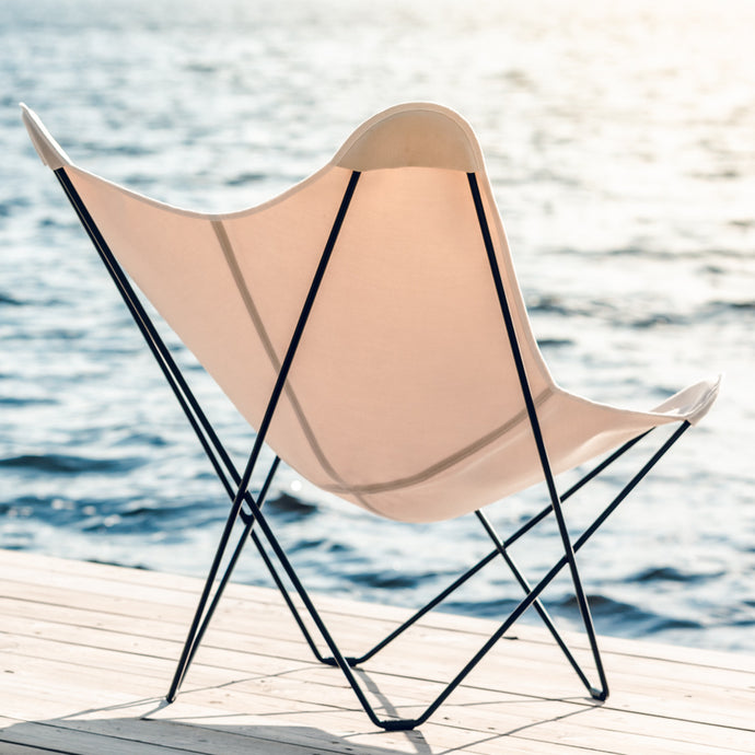 Outdoor Butterfly Chair - Sunshine Mariposa