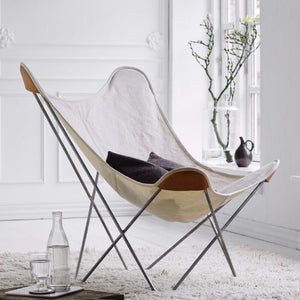 Hemp Canvas Butterfly Chair - Canvas Mariposa