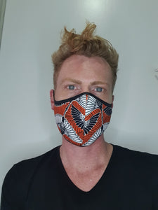 RUFF TUNG SEQUINS MASK