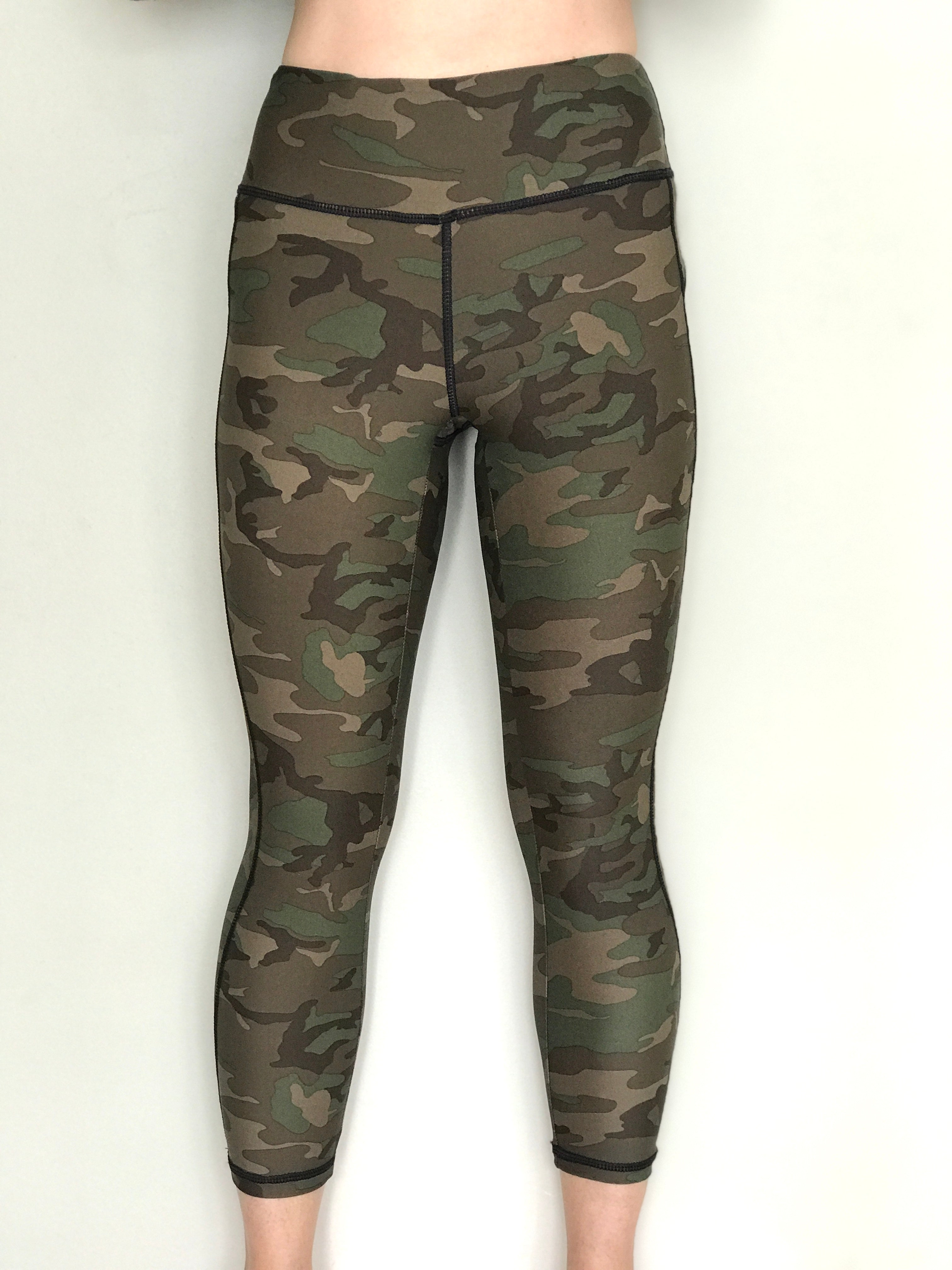 Gym Leggings - Camo 2