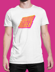 Sound Mixer T-Shirt in white