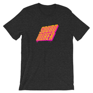 Sound Mixer T-Shirt in Dark Heather Grey