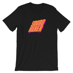 Sound Mixer T-Shirt in Black