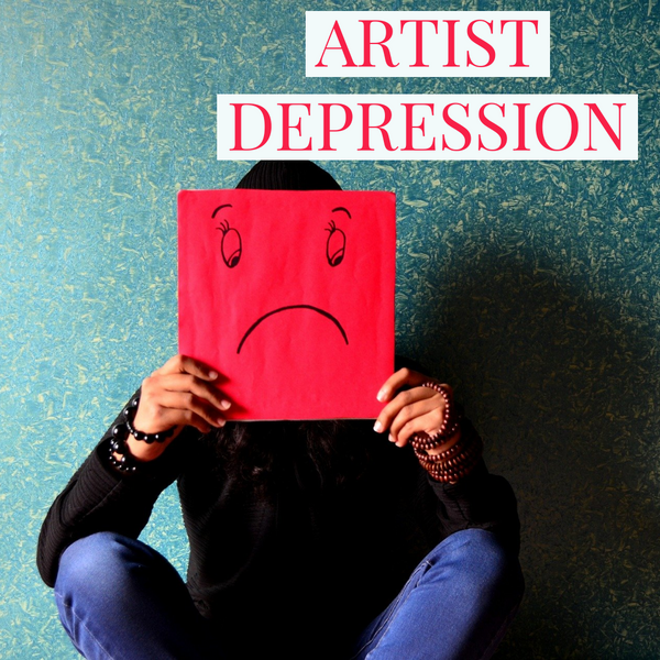 Writers, Artists, and Musicians Experience it, Creator Depression
