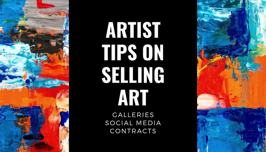 Here's a Collection of Articles To Help You Promote Your Artwork. Enjoy!