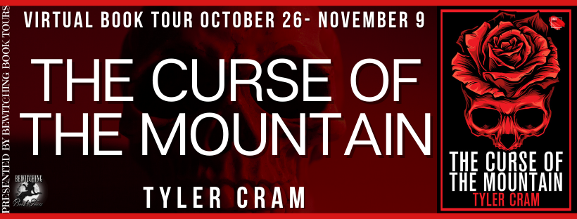 October 26 Book Tour: The Curse of the Mountain Tyler Cram