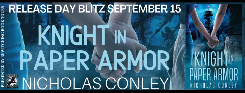 September 15 Book Release: Knight in Paper Armor by Nicholas Conley