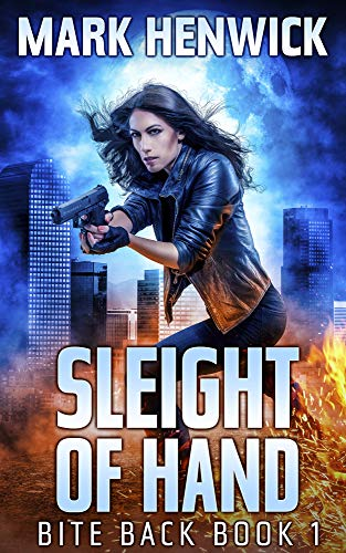 June 6 #Bookreview Sleight of Hand by Mark Henwick #books #kindle