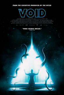 May 24 #HorrorMoviereview The Void 21/2 Black Cats Out Of 5