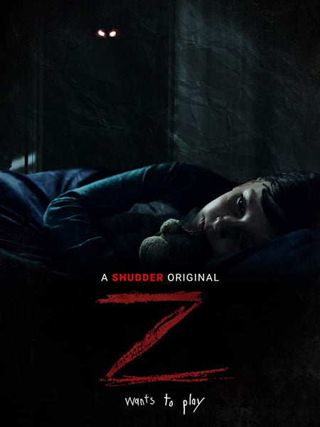 June 12 #Horror Movie Review of Z on Amazon Prime #horrormovie #gothgirl