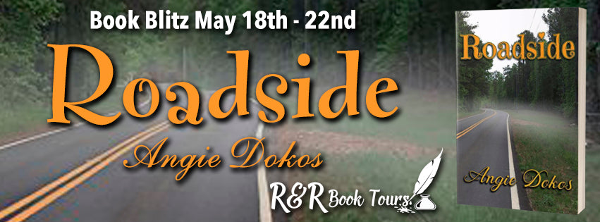 May 18 #BookTour Check Out Roadside by Angie Dokos #amreading #books