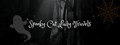 Spooky Cat Lady Travels
