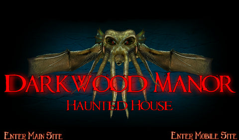 Darkwood Manor Halloween Haunt Luray VA