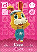 Zipper animal crossing