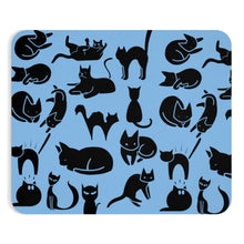 Load image into Gallery viewer, Cute Cats Playing Mousepad
