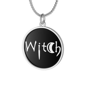 Witch Single Loop Necklace