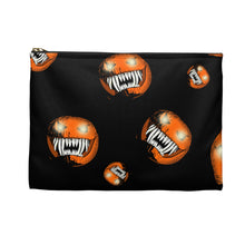 Load image into Gallery viewer, Halloween Scary Pumpkin Accessory Pouch For Halloween lovers