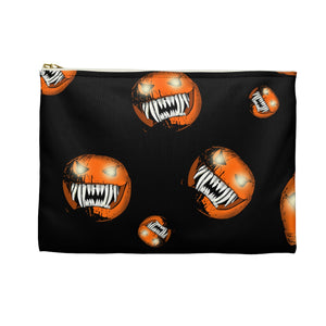 Halloween Scary Pumpkin Accessory Pouch For Halloween lovers