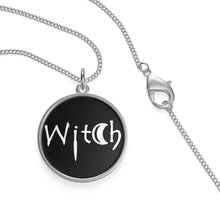 Load image into Gallery viewer, Witch Single Loop Necklace