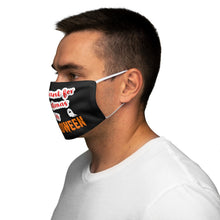 Load image into Gallery viewer, All I Want For Christmas is Halloween Snug-Fit Polyester Face Mask