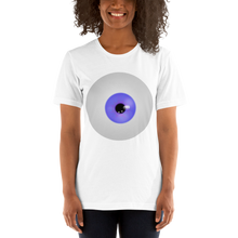 Load image into Gallery viewer, I've Got My Eye On You creepy eyeball Short-Sleeve Unisex T-Shirt