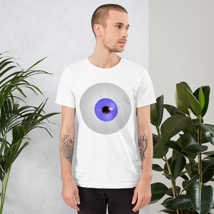 I've Got My Eye On You creepy eyeball Short-Sleeve Unisex T-Shirt