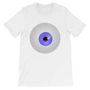 I've Got My Eye On You Short-Sleeve Unisex T-Shirt