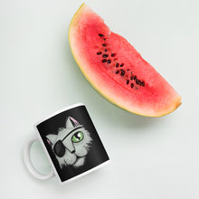 Load image into Gallery viewer, Cartoon Pirate Cat Coffee Mug