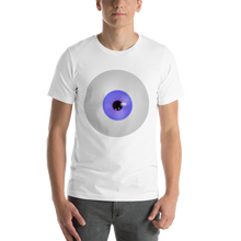 Load image into Gallery viewer, I've Got My Eye On You Short-Sleeve Unisex T-Shirt halloween large eyeball